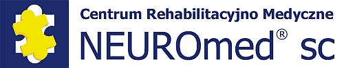 NEUROmed s.c. Centrum Rehabilitacyjno-Medyczne A. Szopa M. Domagalska-Szopa Logo